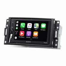 Sony Hummer H3 Apple CarPlay Multimedya Sistemi