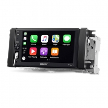 Sony JEEP Commander Compass Grand Cherokee Apple CarPlay Multimedya Sistemi