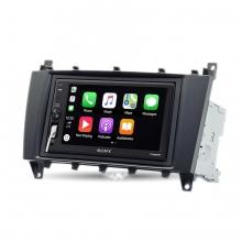 Sony MERCEDES C Class W203 W209 W463 Apple CarPlay Multimedya Sistemi