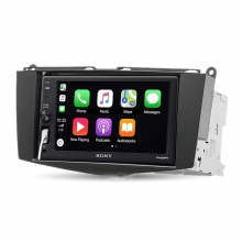 Sony MERCEDES C Class W204 Apple CarPlay Multimedya Sistemi