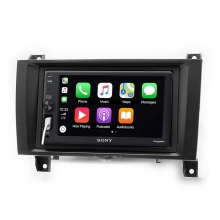 Sony Mercedes SLK R171 Apple CarPlay Multimedya Sistemi