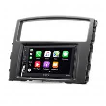 Sony Mitsubishi Pajero Apple CarPlay Multimedya Sistemi