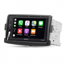 Sony Renault Captur Dacia Duster Apple CarPlay Multimedya Sistemi