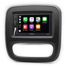 Sony Renault Trafic Apple CarPlay Multimedya Sistemi