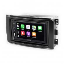 Sony Smart Fortwo Forfour Apple CarPlay Multimedya Sistemi